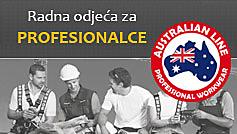 AUSTRALIAN radna odjeća